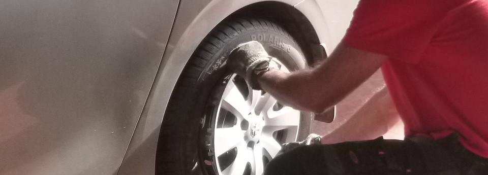 Oprava pneu